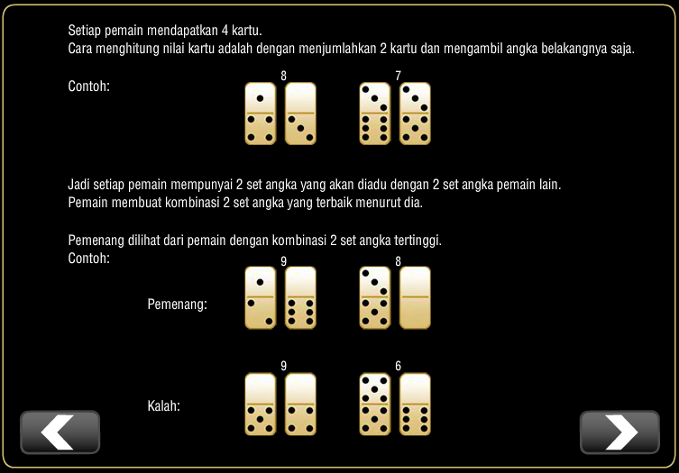 Panduan Cara Bermain Domino QQ