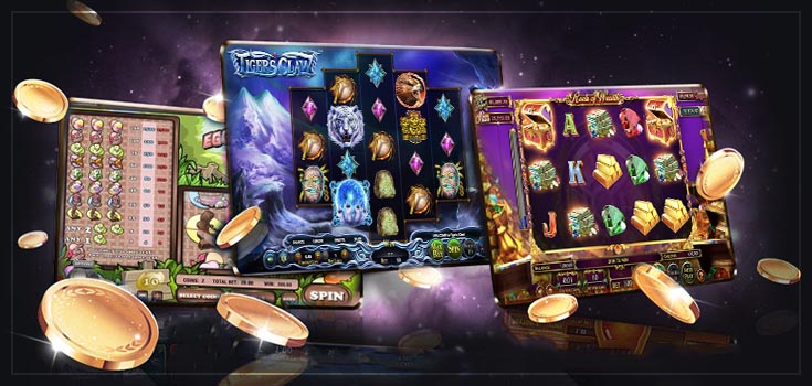 Hiburan game Slot Online